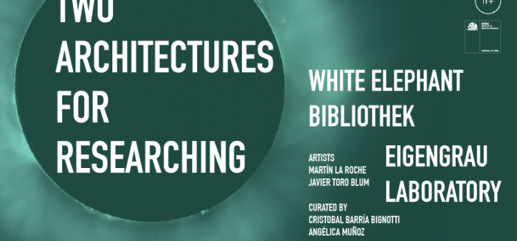 Two Architectures for Researching | 28 maggio – 11 giugno