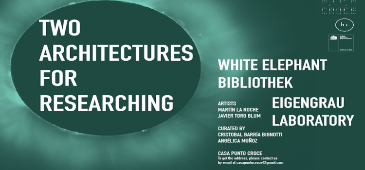Two Architectures for Researching | 28 maggio – 5, 9 e 11 giugno